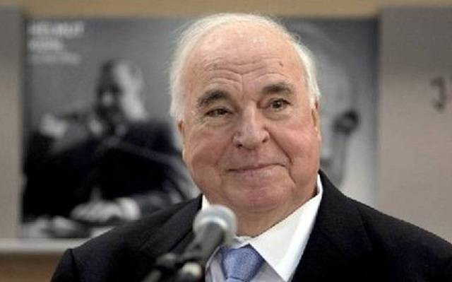 Πλουσιότερος κατά 1 εκατ. ευρώ ο Χέλμουτ Κολ έπειτα από δικαστική απόφαση