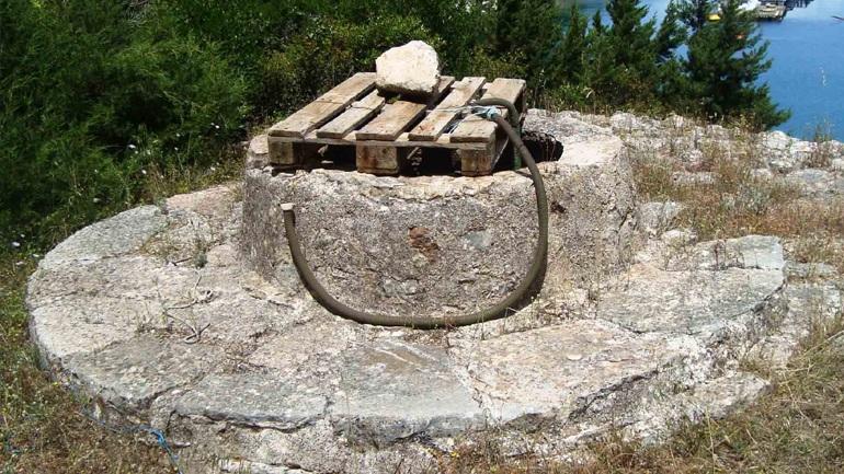 Ανάσυρση νεκρού από πηγάδι στη Φλώρινα