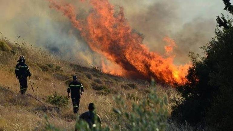 Σε ύφεση η φωτιά στην Πούντα Αιγιαλείας - Νέο μέτωπο στα «Μάρμαρα» της Αιγείρας