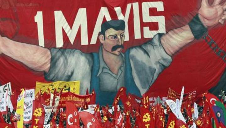 Η ιστορία της Πρωτομαγιάς, ως εργατική γιορτή