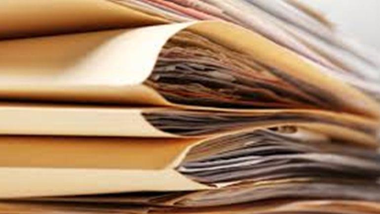 Σε αποχέτευση «πνίγηκαν» φάκελοι 18.000 ασθενών