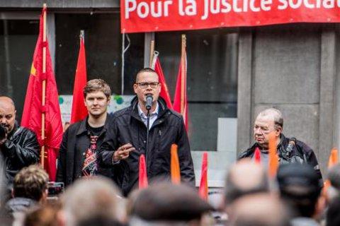 Βέλγιο: Επιτέθηκαν με μαχαίρι σε αριστερό πολιτικό [video]