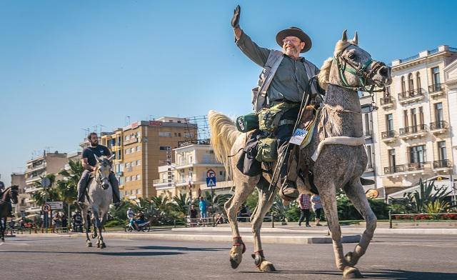 Ο γηραιότερος ιππέας της Μαγνησίας