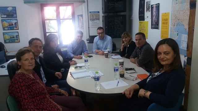 Σύσκεψη εκπροσώπων δημόσιων δομών δια βίου μάθησης και απασχόλησης