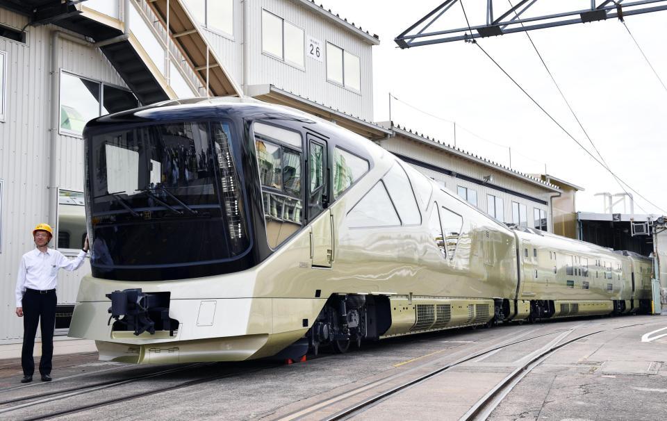 Ξεκίνησε το πρώτο του ταξίδι το πιο πολυτελές τρένο του κόσμου!