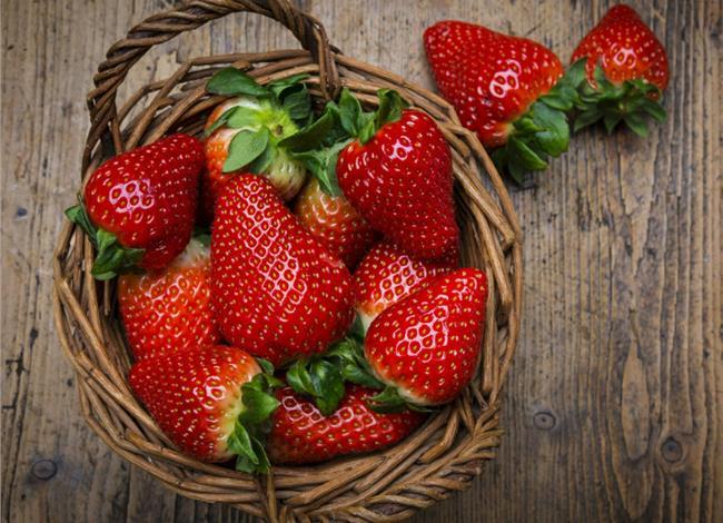 Φράουλα ο καρπός του πειρασμού και της απόλαυσης