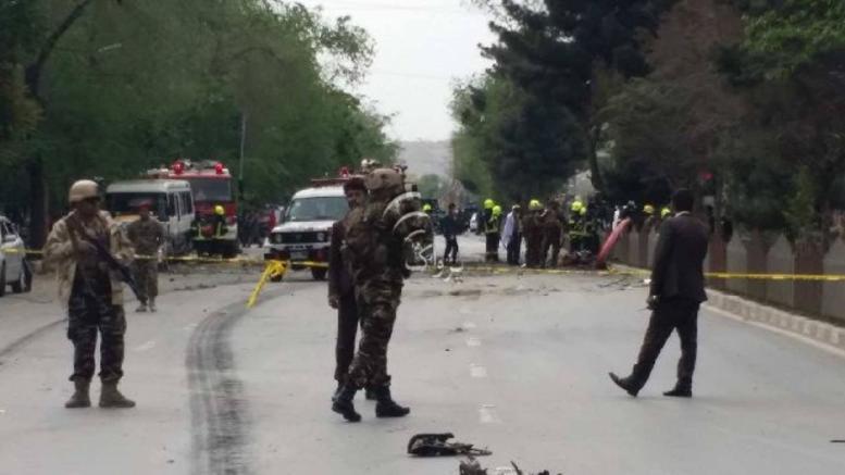 Τουλάχιστον 8 νεκροί και 28 τραυματίες από επίθεση στην Καμπούλ