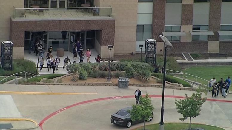 Συναγερμός στο Τέξας από εισβολή ενόπλου σε κολέγιο