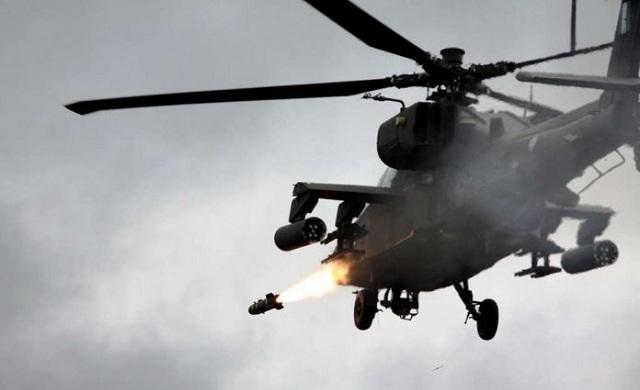 Αναγκαστική προσγείωση Apache της 1ης ΤΑΞ.Α.Σ. Στεφανοβικείου