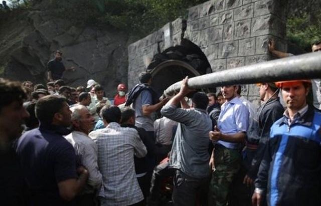 Τουλάχιστον 35 νεκροί ανθρακωρύχοι από την έκρηξη σε ορυχείο στο Iράν