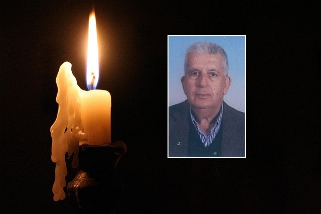 Κηδεία ΑΝΑΣΤΑΣΙΟΥ ΧΑΤΖΗΓΙΑΝΝΑΚΟΥ