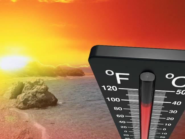 Μίνι καύσωνας προ των πυλών με 36 βαθμούς κελσίου