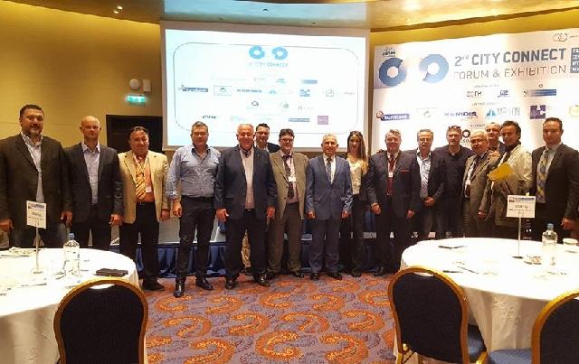 Στο 2ο City Connect: Forum ο Δήμος Ρ. Φεραίου