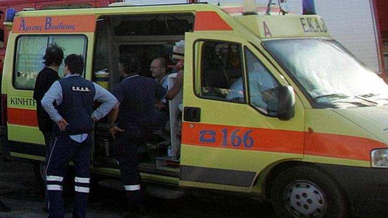 Εργατικό δυστύχημα με θύμα 32χρονο στην Παναγοπούλα Αχαΐας