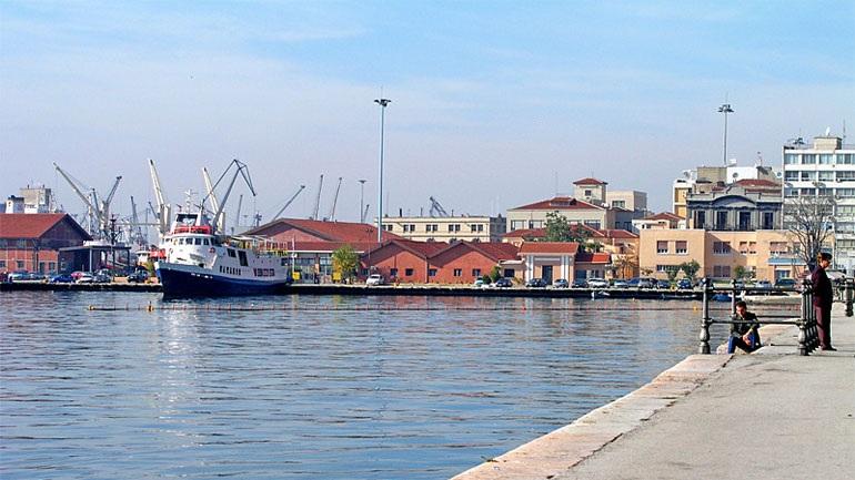 Μυστήριο με πτώμα γυναίκας στο λιμάνι της Θεσσαλονίκης