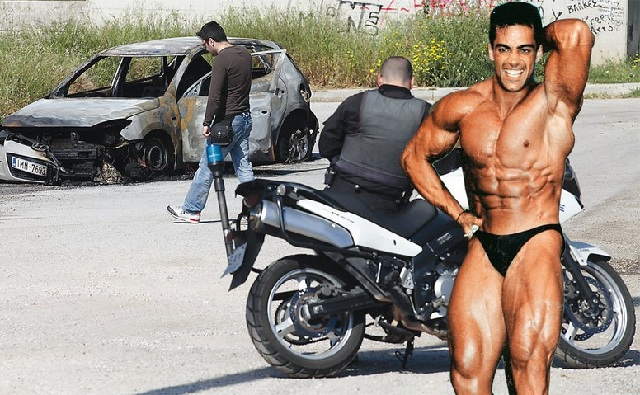 Νοικιασμένοι από το εξωτερικό οι δολοφόνοι του bodybuilder