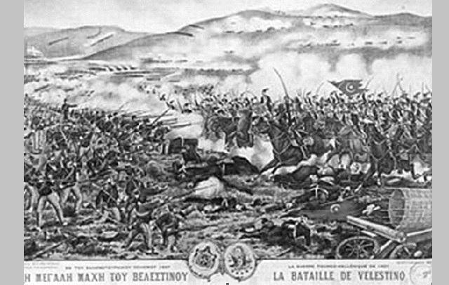 Γρ. Καρταπάνης: Οι μάχες στο Βελεστίνο και ο Ταξίαρχος Σμολένσκης