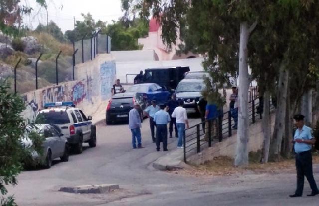 Παραδόθηκε ο ένοπλος που κρατούσε ομήρους στον ΟΚΑΝΑ