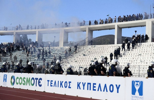 Ένωση Αστυνομικών Υπαλλήλων Αθηνών: «Δεν ήταν γιορτή αλλά πανηγύρι των τρελών»