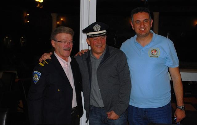 Αστυνομικοί της ΙΡΑ Καρδίτσας στην Αστυνομία της Κροατίας