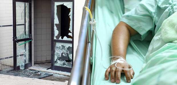 Σε πολύωρο χειρουργείο ο 18χρονος φίλαθλος που αυτοτραυματίστηκε