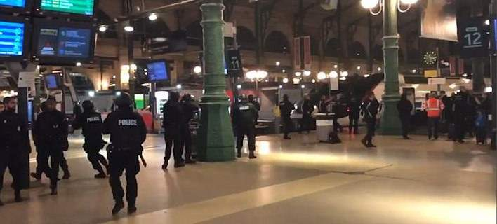 Συναγερμός στο Παρίσι: Εψαχναν τρομοκράτες σε σταθμό του μετρό