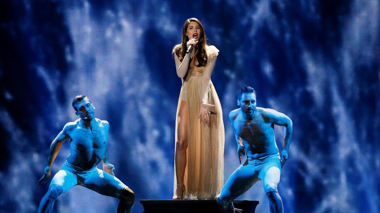 Eurovision: Ελαμψε η Demy
