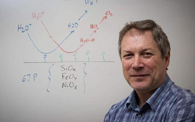 ΗΠΑ: Έλληνας επιστήμονας εξήγησε γιατί οι κομήτες παράγουν οξυγόνο