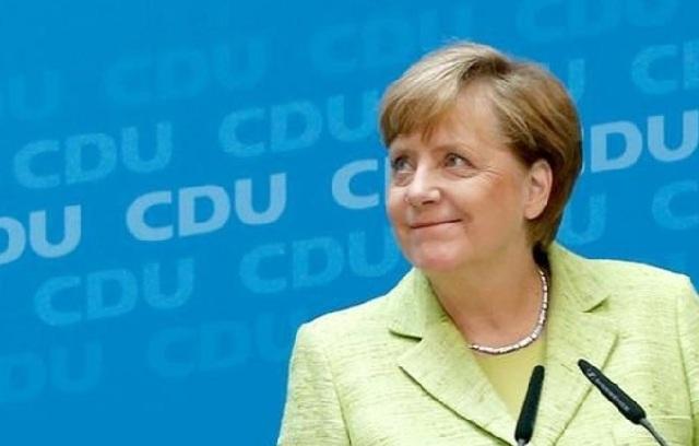 Προβάδισμα επτά μονάδων για το κόμμα της Μέρκελ