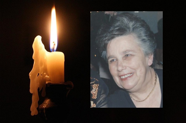 Κηδεία ΜΑΡΙΑΣ ΠΑΓΩΝΟΠΟΥΛΟΥ-ΣΟΥΛΤΑΝΗ