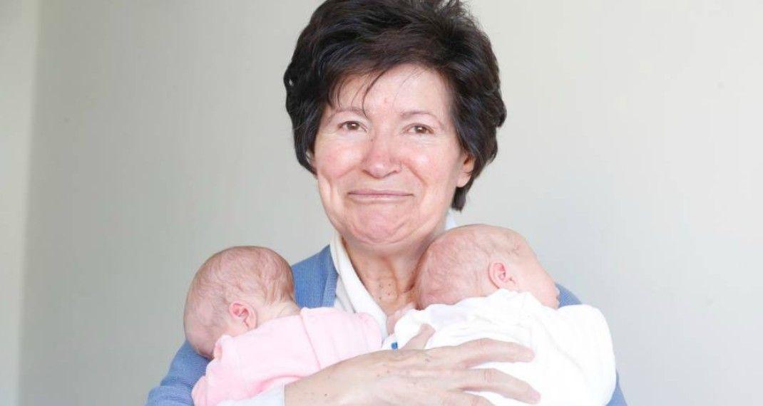Πήραν τα παιδιά από την Ισπανίδα που έγινε μητέρα στα 64 της
