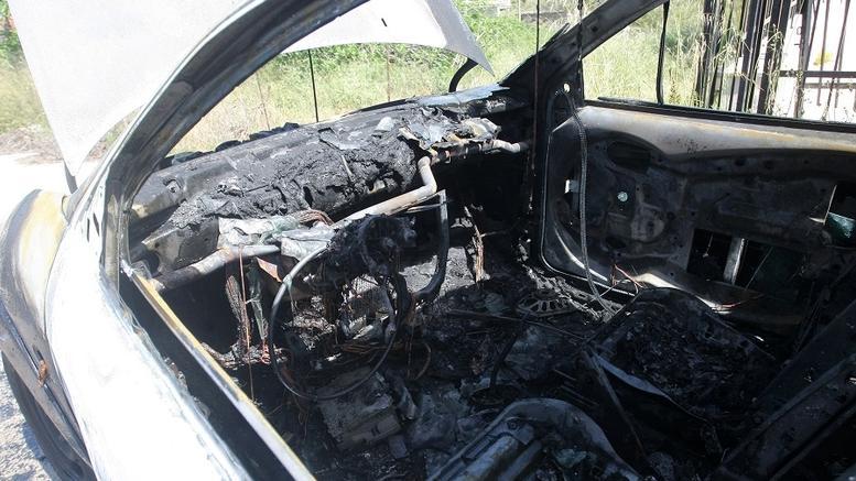 Έκαψε το αυτοκίνητο... για να μην το πάρει η πρώην του