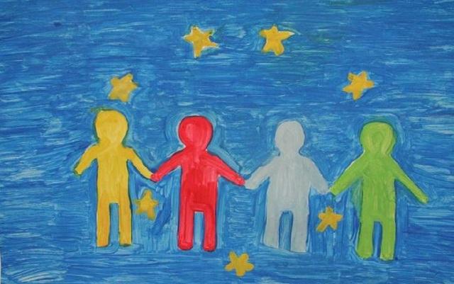 «Έργο… ζωγραφιά» για την Ευρώπη και διάκριση 12χρονης από τα Τρίκαλα