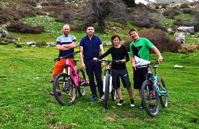 Προσέλκυση τουριστών- ποδηλατών στη Θεσσαλία