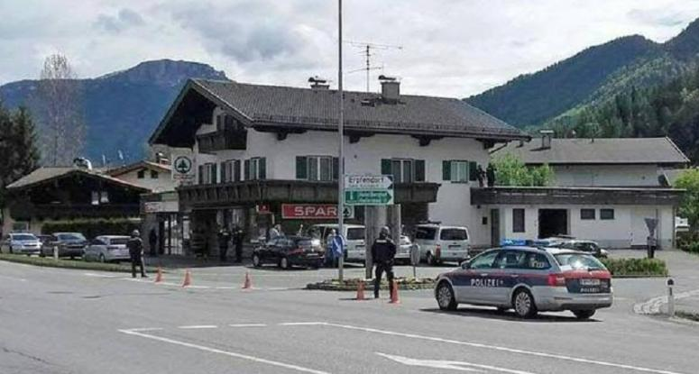 Σε εξέλιξη ομηρία σε τράπεζα στην Αυστρία