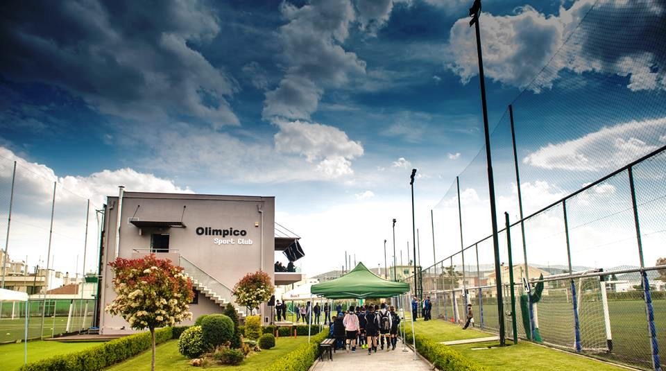 Τουρνουά  8Χ8 στο Olimpico Sport Club