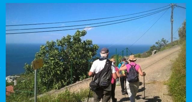 Με επιτυχία η 4η πεζοπορία του ΚΕΠ Υγείας του Δήμου Ρ. Φεραίου