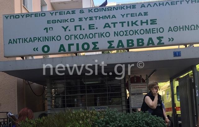 Άρπαξαν ιατρικά μηχανήματα αξίας 500.000 ευρώ από τον Άγιο Σάββα