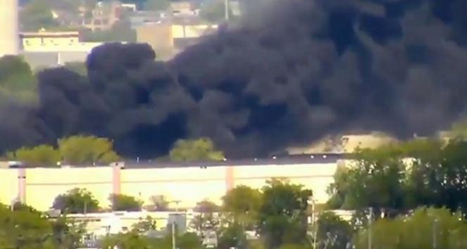 Συνετρίβη Learjet στο Νιού Τζέρσεϊ - Δύο νεκροί
