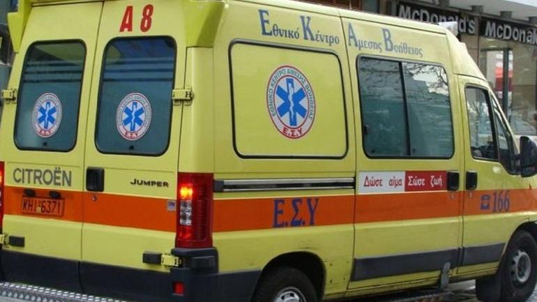 Ηράκλειο: Θανατηφόρο τροχαίο με θύμα 7χρονο παιδί