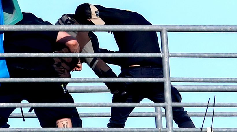 Αλβανός που είχε κατηγορηθεί για ληστεία ο «μαχαιροβγάλτης» οπαδός του ΠΑΟΚ