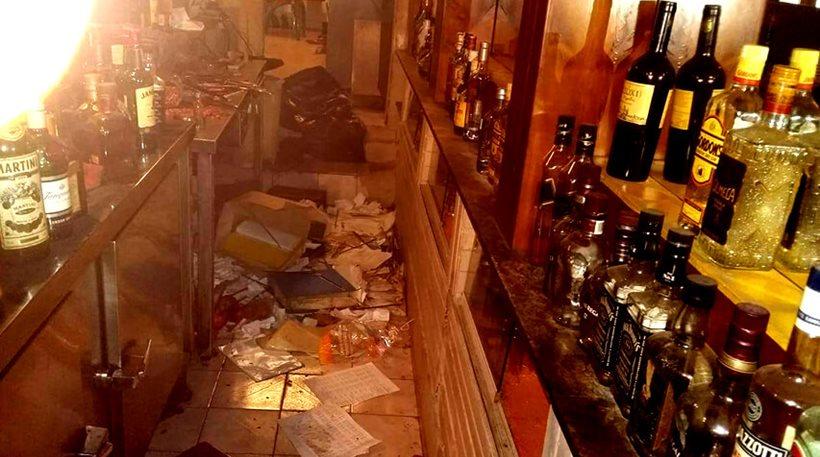 Κρήτη: Τα έσπασε σε μπαρ και μαχαίρωσε τον ιδιοκτήτη!