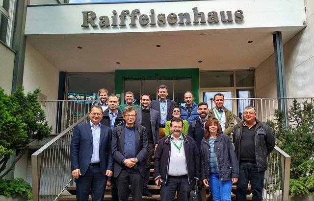 Ο Αγροτικός Συνεταιρισμός Ζαγοράς σε πρόγραμμα του Ιδρύματος Hanns Seidel