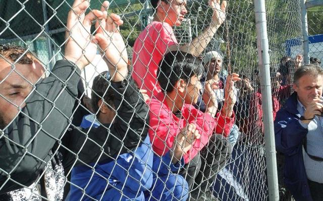 ΜΚΟ κατηγορείται για σεξουαλική εκμετάλλευση μεταναστών
