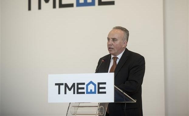 Ομιλία του προέδρου ΤΜΕΔΕ Κ. Μακέδου στον Βόλο