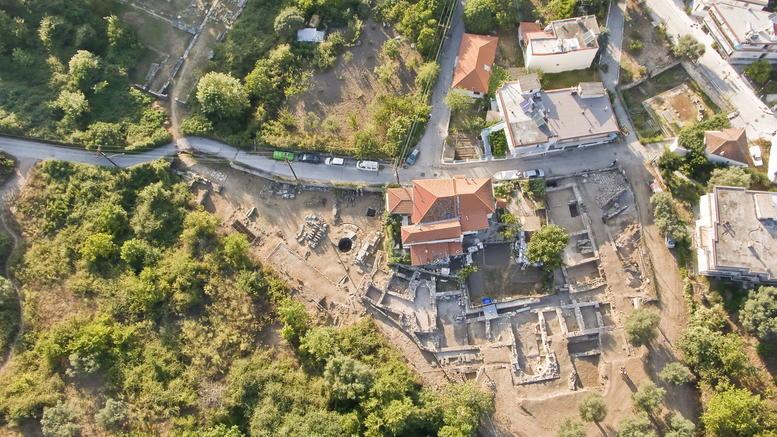Το Μεγάλο Βραβείο Αρχαιολογίας στην ανασκαφή έπαυλης στη Θάσο