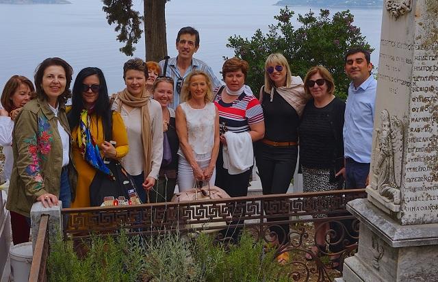 Διεθνής συνάντηση στη Σκιάθο