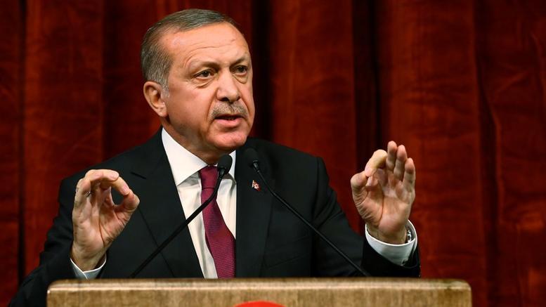 «Πυρά» Ερντογάν κατά ΕΕ: Εχετε την Ελλάδα στα ώπα ώπα με χρέος 400 δισ. ευρώ