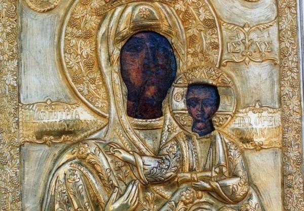 Η Εικόνα της Παναγίας Βουλκάνου στην Ανάληψη