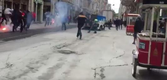 Πέντε τραυματίες οπαδοί του Ολυμπιακού, ο ένας μαχαιρωμένος, από επίθεση Τούρκων
